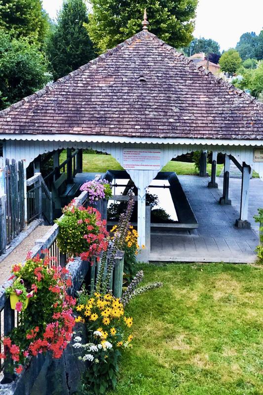 Commune fleurie de Saint-Pardoux-la-Rivière