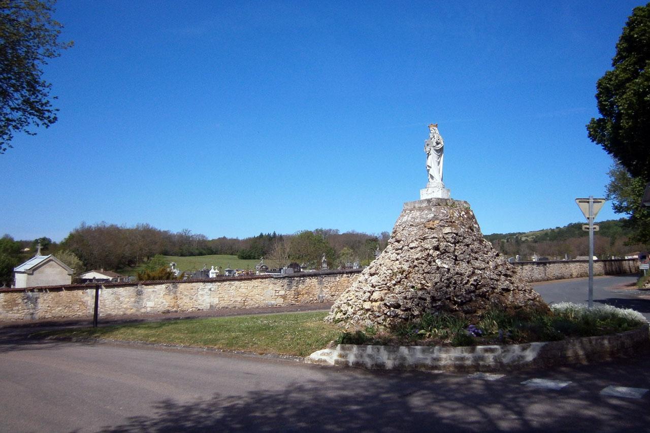 Vie pratique cimetière Saint-Pardoux-la-Rivière
