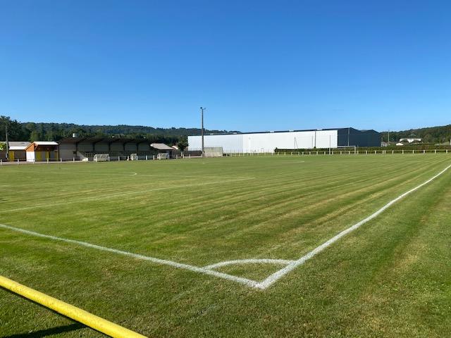 Stade municipal de Saint-Pardoux-la-Rivière